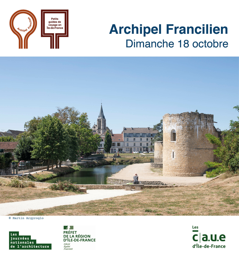 Archipel Francilien, CAUE 77