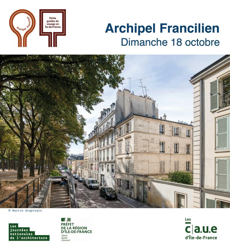 Archipel Francilien, CAUE 78