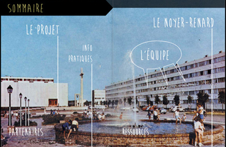 JEUNE BALADES URBAINES - Le livre numérique - 2014