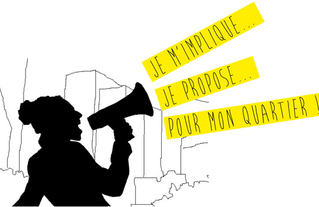 Jeunes Balades Urbaines - Je m'implique... Je propose... pour mon quartier !